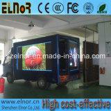 P10 Waterdichte Schokbestendige LEIDENE van de Vrachtwagen van de Reclame van het Voertuig/van de Aanhangwagen Mobiele Vertoning