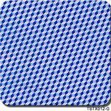 L'impression hydrographique de transfert de l'eau de film de la fibre PVA de carbone de largeur de Tsautop 0.5m filme les films hydrauliques Tstw104 d'impression