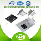 Metallo di alluminio dell'installazione facile che fiancheggia Baseboard