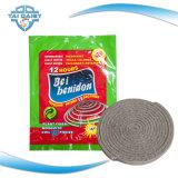 Venda quente feita de /140mm do mosquito da fibra de planta bobina Unbreakable em bobinas do mosquito da fibra de planta de África