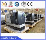 Máquina horizontal SK40P do torno do CNC