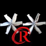 Exaustor de ventilação de pressão da série de RS com frame do cone do aço inoxidável para flores