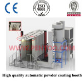 Alta qualità Powder Coating Booth in Powder Coating Line