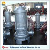 Energiesparende versenkbare Gruben-Vertiefung-Abfluss-Pumpe Nicht-Verstopfen