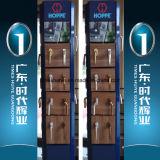 Puerta de plegamiento a partir de los 2 paneles a los 8 paneles