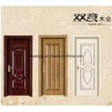 Portello interno del comitato di legno di legno del grano per il salone