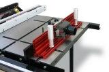 Le Tableau de travail du bois de poste de travail de la machine HW110WSE de travail du bois a vu avec le couteau