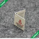 Tag grosso feito sob encomenda do cair do cartão para Hangbag