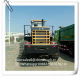 Chargeuse sur pneus Caterpillar Sem Zl50f-II pour vente chaude