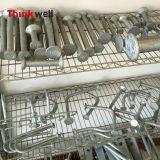 Galvanizado en caliente de acero de aleación forjado de elevación del ancla