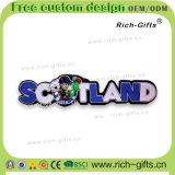 記念品のホーム装飾の昇進のギフト環境に優しい冷却装置磁石スコットランド(RC-イギリス)
