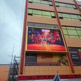 Écran extérieur d'Afficheur LED de P8 SMD3535 pour le vidéo de la publicité extérieure