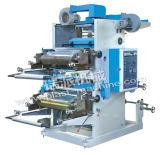 2 Machine van de Druk van de kleur Flexographic