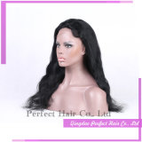 El enredo libera las pelucas brasileñas 100% del cordón del pelo humano de la Virgen