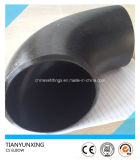 codo inconsútil del acero de carbón de 90degree Xs LR