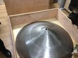 Tonalità di lampada di filatura di alluminio dell'OEM