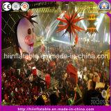Bester Verkaufs-aufblasbarer Clown-Schädel-Kopf für Halloween-Dekoration