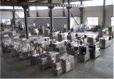 Machine autonettoyante de fabrication d'aliments pour chiens d'extrudeuse d'acier inoxydable