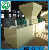 Trituradora de residuos profesional del tubo/del plástico/de madera/del neumático/Foam/EPS/Solid