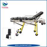 Berço Emergency da ambulância do esticador da liga de alumínio