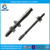 Edelstahl Ss304/Ss316 mit Steel Zinc Plated Hitli Anchor Bolt von Expansion Bolt Wedge Anchor Bolt (M6-M24)