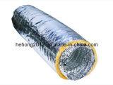 Высокотемпературный изолированный гибкий воздуховод (HH-C)