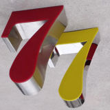 Epoxy Resin esterno per il LED Channel Letters