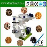 リングは、豆、ピーナツ、米の外皮、トウモロコシの供給の餌の煉炭機械停止する