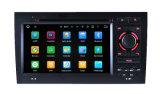 Carro quente DVD GPS do Android 5.1 da venda Hl-8745 para o rádio de carro do em-Traço de Audi A4/S4/RS4 com navegação de 3G WiFi GPS