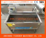 Única máquina de fritura do aquecimento elétrico para a galinha da pipoca