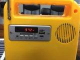 портативная солнечная электрическая система 10W с шариком СИД