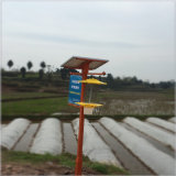 Organic poco costoso Farms Using Solar Pest Repellent Lamp per Pesticide
