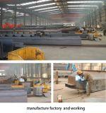 Het a-kader van de Apparatuur van de bouw de Structurele Vervaardiging van de Kraan van de Brug