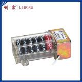 전자 미터, 반대 제조자를 위한 플라스틱 프레임 단계 모터 카운터