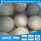 Altas bolas de pulido forjadas del acero de aleación del manganeso