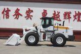 China Luqing 6 Ton van de Lader van het Wiel met Zf Wg 180 Transmissie