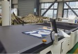 Sistema da estaca do vestuário da came do CAD da máquina de estaca da faca de Upholstery do CNC