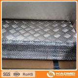 알루미늄 열간압연 Checkered 격판덮개 (5052)