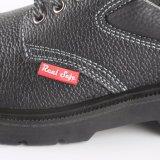 Sapatas de segurança da alta qualidade com dedo do pé de aço
