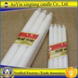 Le candele esportano l'indicatore luminoso bianco della candela delle candele decorative