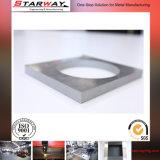 CNC 절단 용접에 의하여 주문을 받아서 만들어진 강철 금속 부속