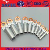 China Megatro Kupfer-Aluminium anschließenterminal - China-kupferne Aluminiumnut-Schelle, Kabel-Ösen