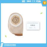通気性のNon-Woven材料、最大切口が付いている一つのDrainable Colostomy袋: 55mm