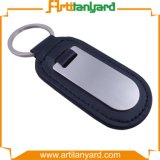 Cuoio personalizzato Keychain di promozione