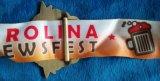 マラソンのためのスポーツ賞メダル、柔らかいエナメル、締縄、カロライナBrewsfest