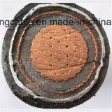 Cabo de cobre revestido de fita isolada de cobre XLPE do condutor de cobre