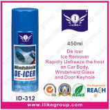 Aeropak Windshield&Keyholeの氷の除去剤