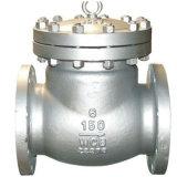 Задерживающий клапан качания литой стали