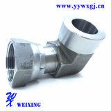 OEM que reduce el adaptador apropiado de la soldadura de la instalación de tuberías del codo