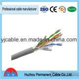 종류 5 근거리 통신망 케이블 4 쌍 24AWG UTP Cat5e 전염성 케이블